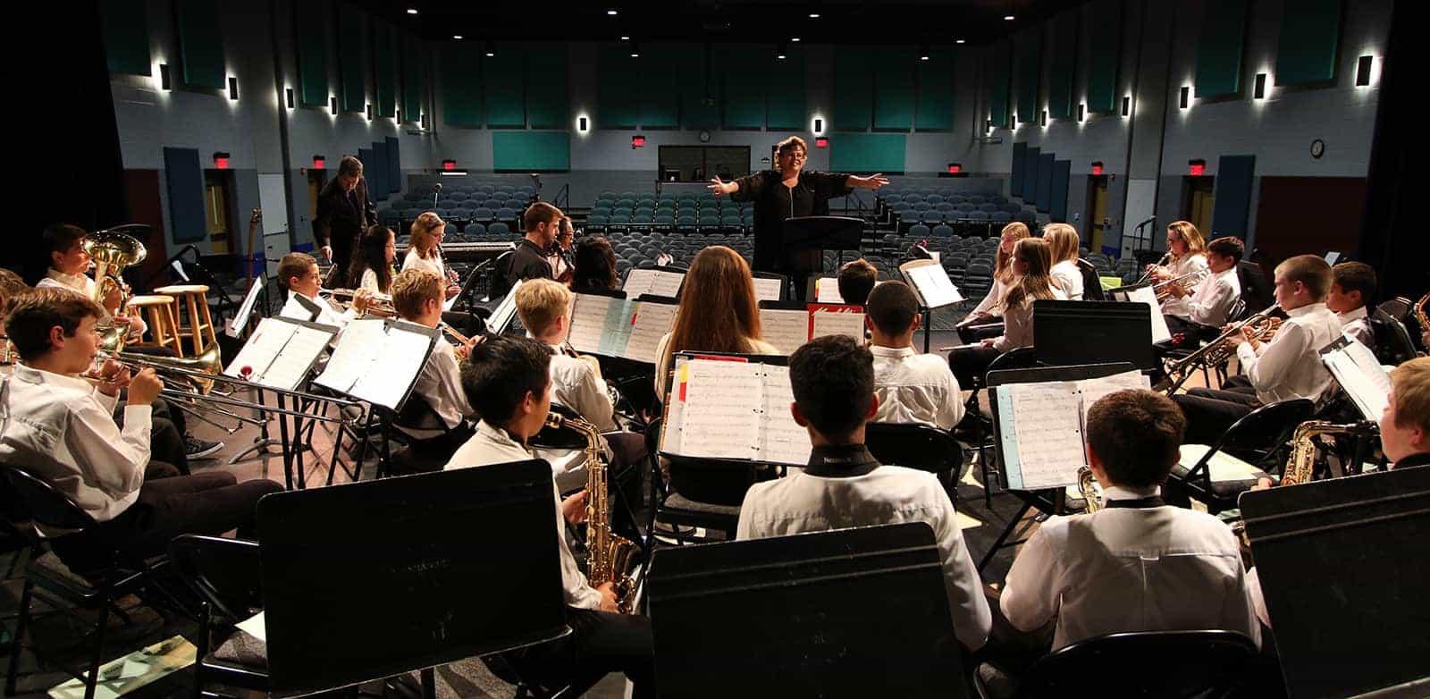 Nurtured musicians.