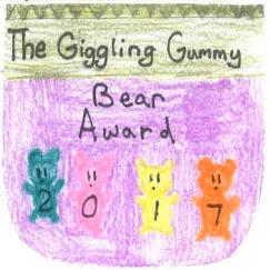 Giggling Gummy Bear Award